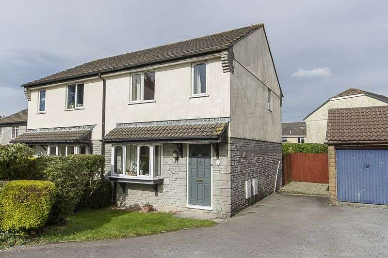 3 Bedrooms Semi Detached House for sale in Guipavas Road, Callington