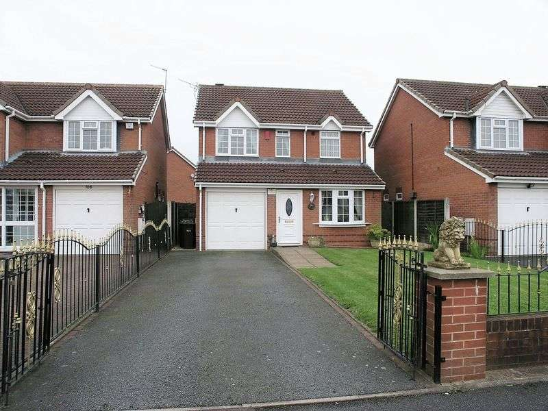 3 Bedrooms Detached House for sale in Weston Drive, Bilston