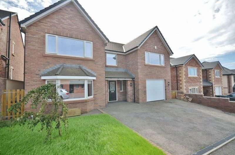 5 Bedrooms Detached House for sale in Colliers Way, Whitehaven