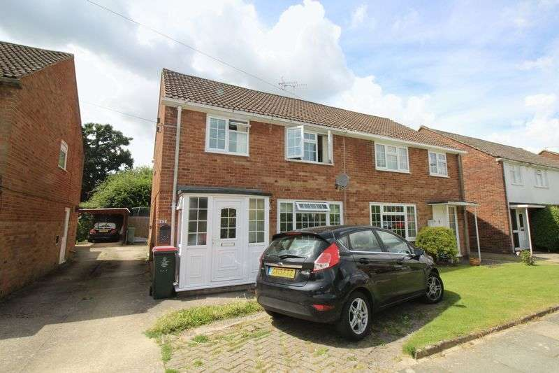 3 Bedrooms Semi Detached House for sale in Langley Green