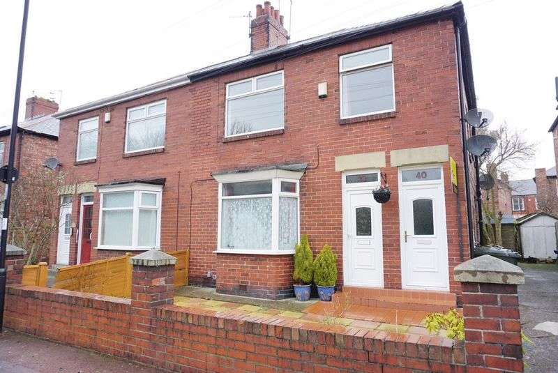 3 Bedrooms Flat for sale in MARLEEN AVENUE Heaton