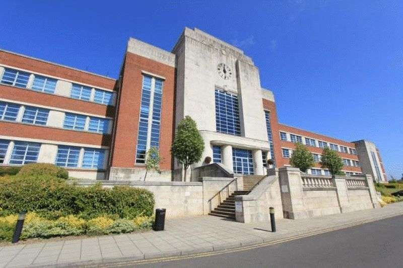 2 Bedrooms Flat for sale in WILLS BUILDING Wills Oval