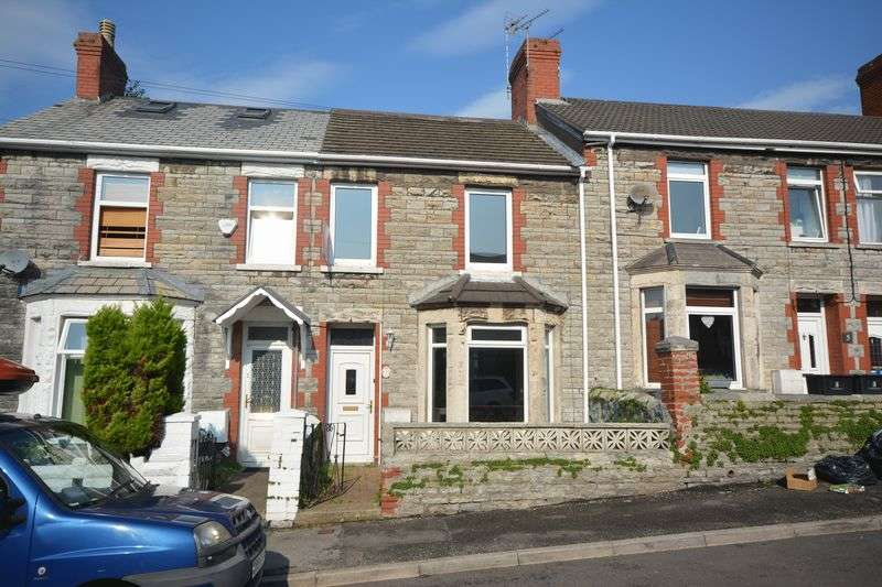 3 Bedrooms Terraced House for sale in 3 Vernon Street, Bridgend CF31 1TQ