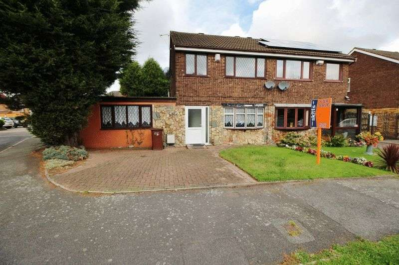 3 Bedrooms Semi Detached House for sale in Cedar Road, Willenhall