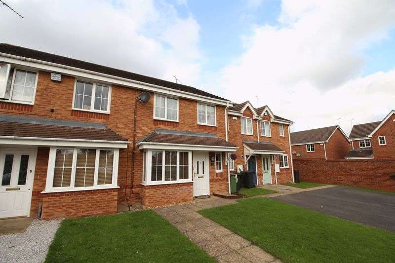 3 Bedrooms Terraced House for sale in Stone Meadow, Keresley End, Coventry, CV7 8RB