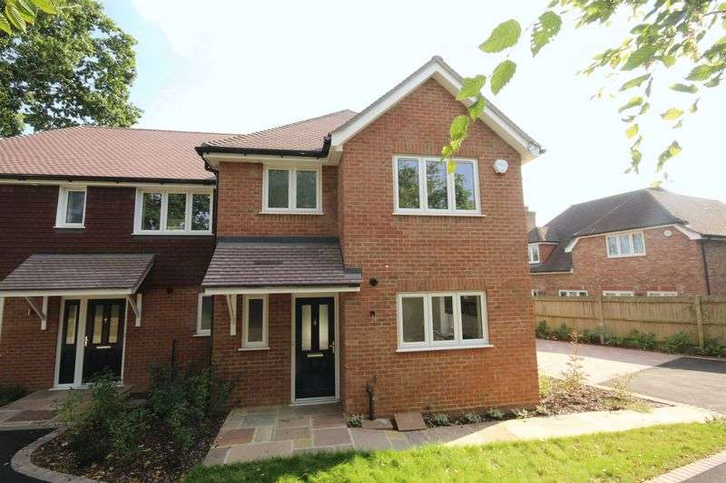 3 Bedrooms Semi Detached House for sale in 117 Howard Drive, Tonbridge