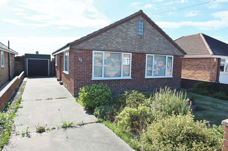 2 Bedrooms Bungalow for sale in Hillcrest Drive, Lowestoft