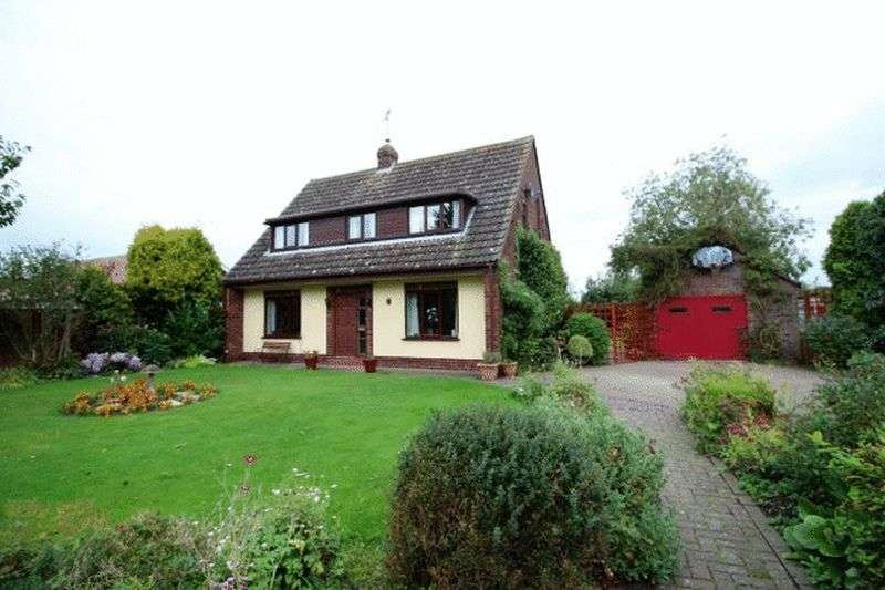 4 Bedrooms Detached House for sale in Mill Lane, Woodhall Spa
