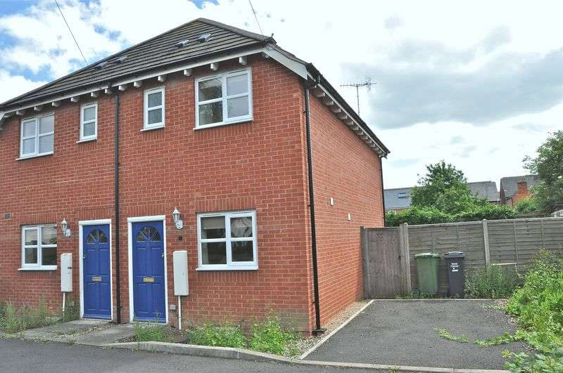 2 Bedrooms Terraced House for sale in Alexandra Road, Evesham