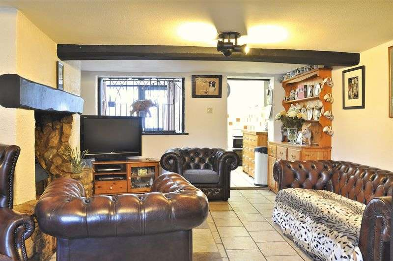 2 Bedrooms Terraced House for sale in School Street, Honeybourne, Evesham, WR11 7PL