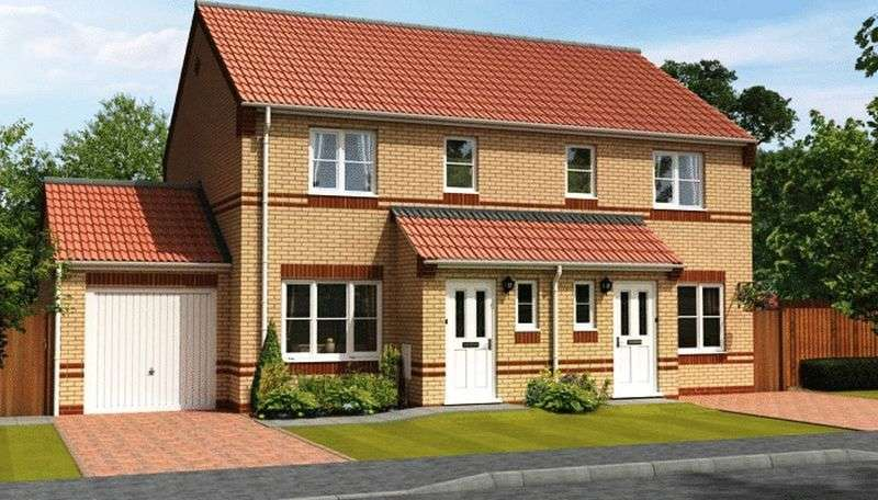 3 Bedrooms Terraced House for sale in WHITBY - Minster Fields, Lincoln