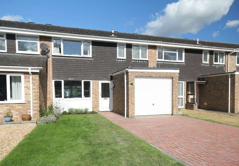 3 Bedrooms Terraced House for sale in Fordingbridge