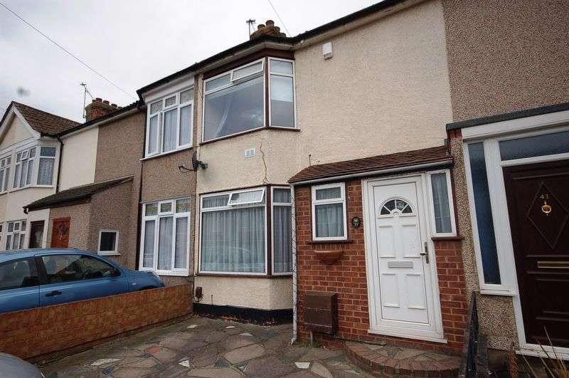 2 Bedrooms Terraced House for sale in Manser Road, Rainham