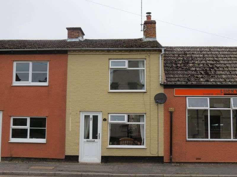 2 Bedrooms Terraced House for sale in Billingborough
