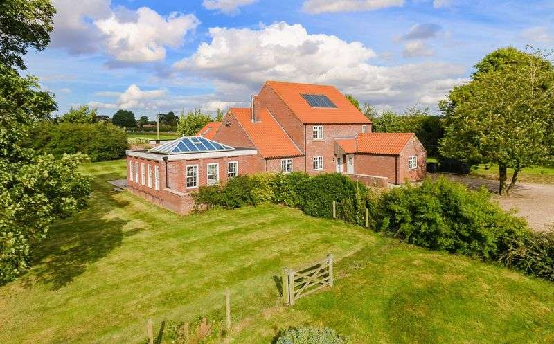 5 Bedrooms Detached House for sale in Louth Road, West Ashby