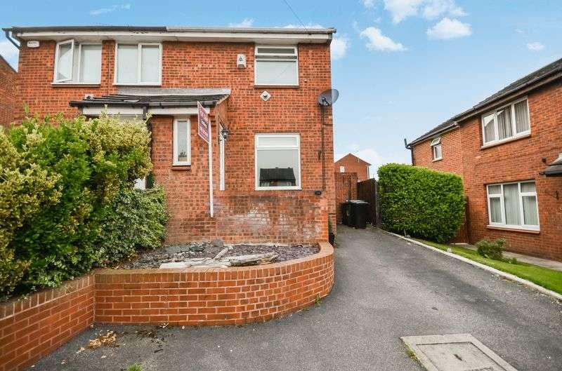 2 Bedrooms Semi Detached House for sale in Ledbury Grove, Leeds, LS10