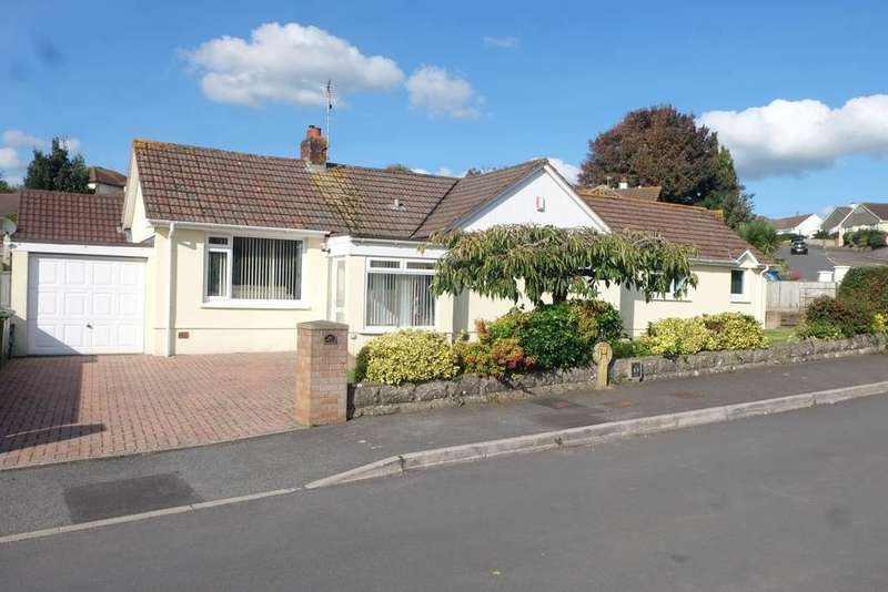 3 Bedrooms Detached Bungalow for sale in Bickington, Barnstaple