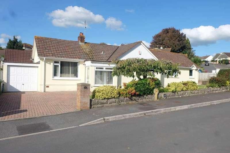 3 Bedrooms Detached Bungalow for sale in Bickington, Barnstaple
