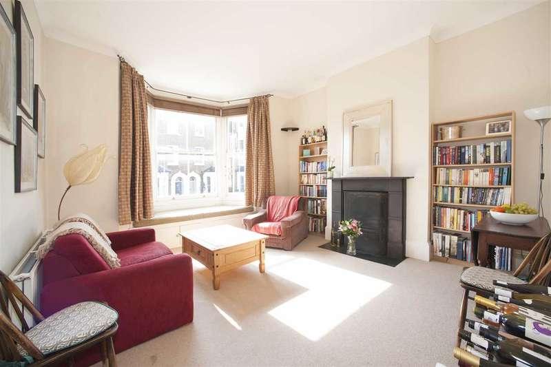 1 Bedroom Flat for sale in Brackenbury Gardens, Hammersmith