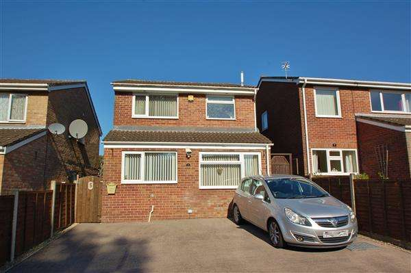3 Bedrooms Detached House for sale in BRACKEN CLOSE, LYDNEY