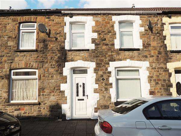 2 Bedrooms Terraced House for sale in Princess Street, Gelli, Pentre