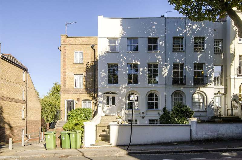 6 Bedrooms Terraced House for sale in Grove Lane, London, SE5