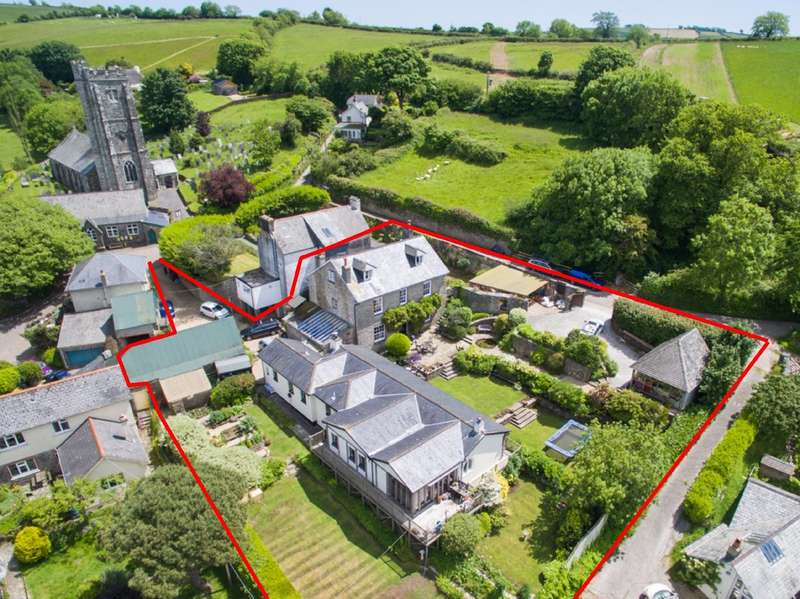 6 Bedrooms House for sale in Dinnicombe Lodge & Moorview, Cornworthy
