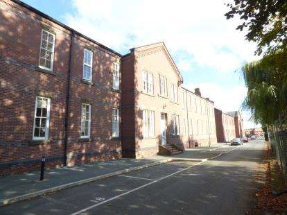 2 Bedrooms Flat for sale in Wynnstay Apartments, Corunna Court, Wrexham, Wrecsam, LL13