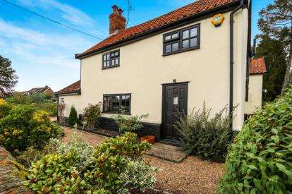 4 Bedrooms Detached House for sale in Hepworth, Diss, Suffolk