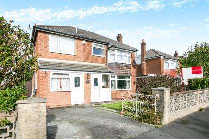 4 Bedrooms Detached House for sale in Nursery Road, Cheadle Hulme, Cheadle, Greater Manchester