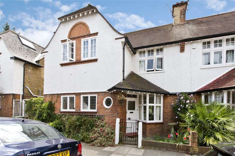 4 Bedrooms House for sale in Holmesdale Avenue, London, SW14
