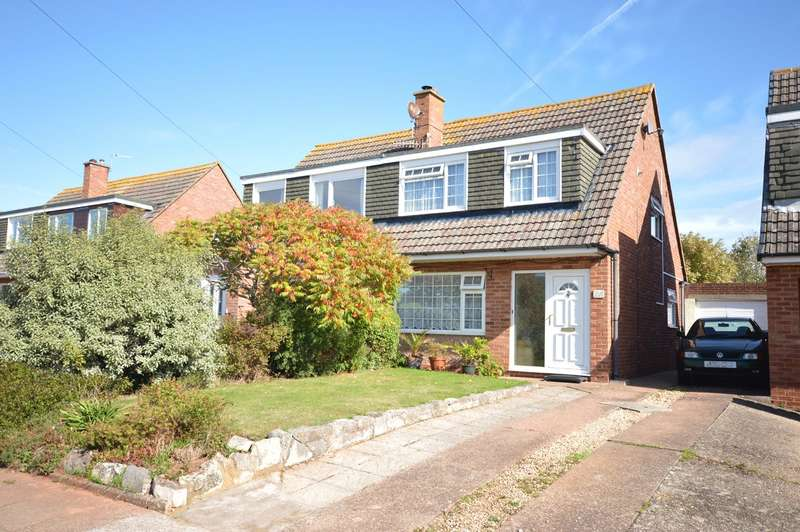 3 Bedrooms Semi Detached House for sale in Countess Wear, Exeter