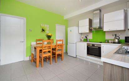 3 Bedrooms Terraced House for sale in Norris Road, Sheffield, South Yorkshire