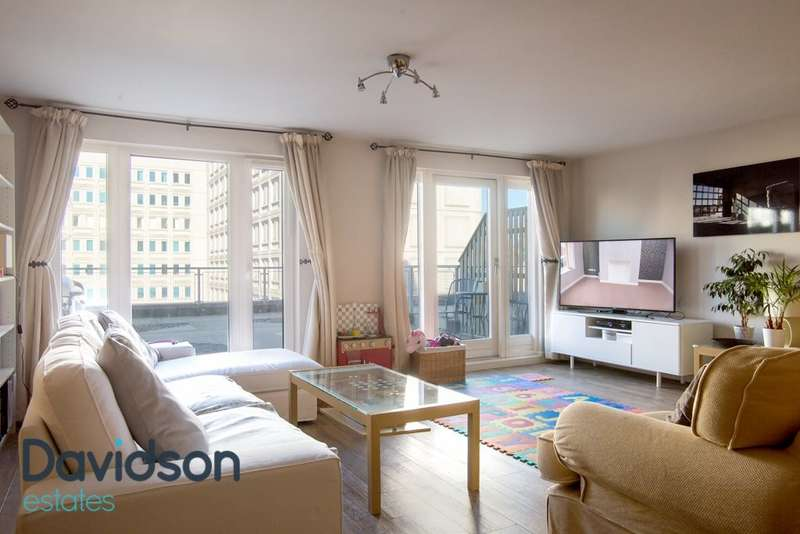 3 Bedrooms Flat for sale in Royal Arch Apartments, The Mailbox, B1 1RB