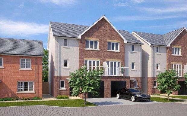 4 Bedrooms Semi Detached House for sale in Rockbeare Briar, London Road, Rockbeare, Exeter