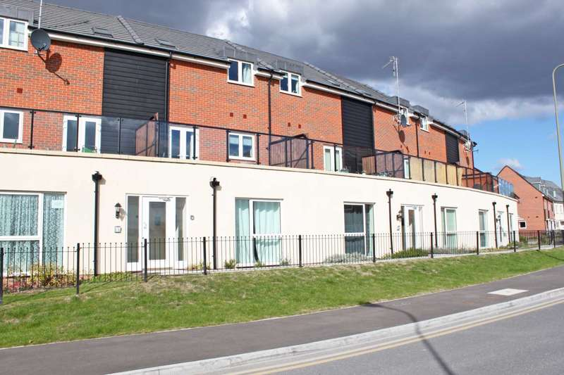 1 Bedroom Apartment Flat for sale in Sir Frank Williams Avenue, Didcot