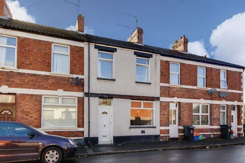 2 Bedrooms Terraced House for sale in Corelli Street, Newport