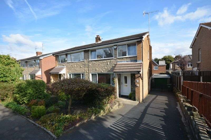 3 Bedrooms Semi Detached House for sale in Oakwood Road, Accrington