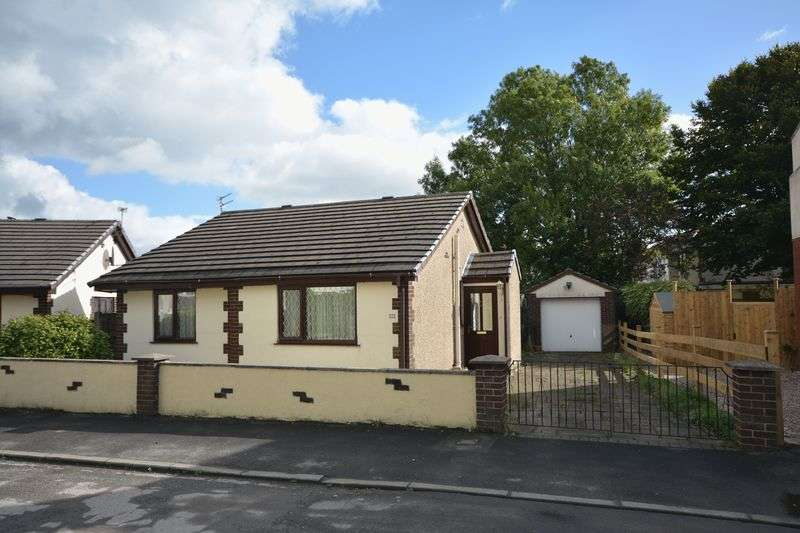 2 Bedrooms Detached Bungalow for sale in Laneside Avenue, Accrington