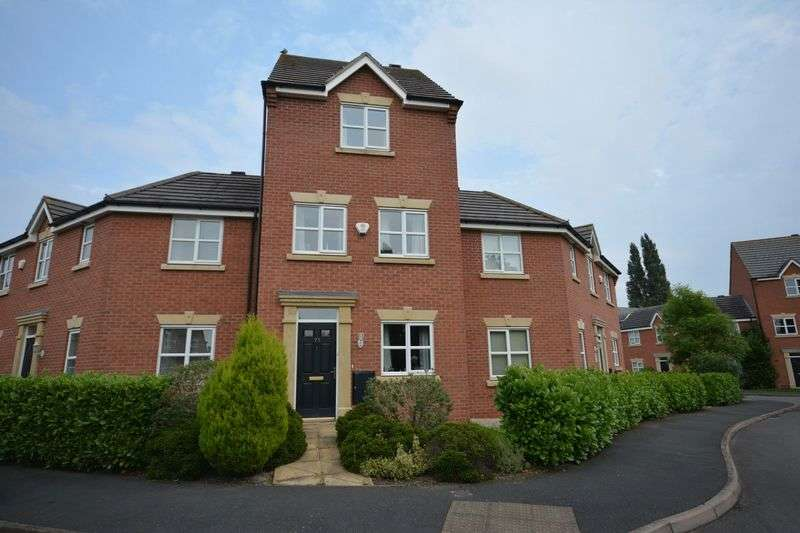 3 Bedrooms Terraced House for sale in Salisbury Close, Crewe