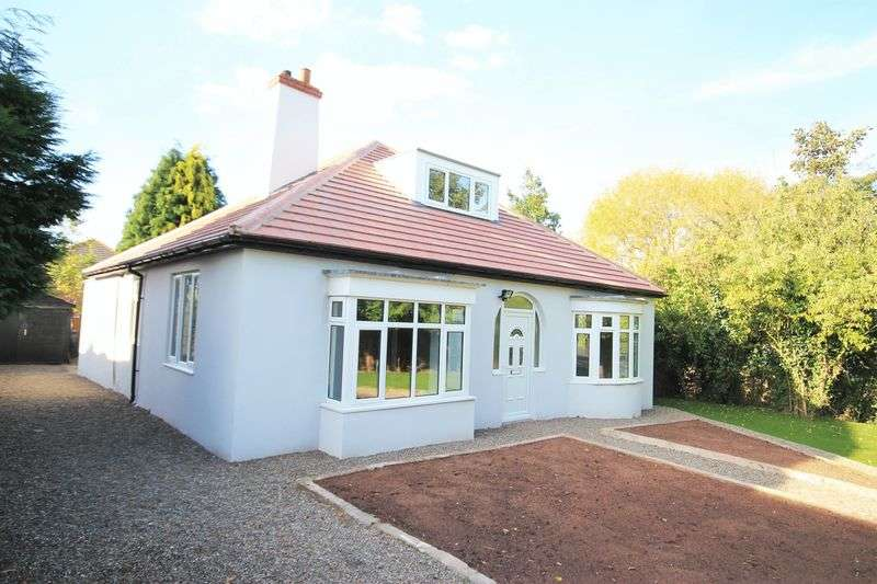 4 Bedrooms Detached Bungalow for sale in Tarporley Road, Whitchurch