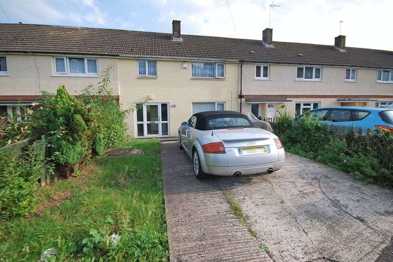 3 Bedrooms Terraced House for sale in Greene Close, Newport