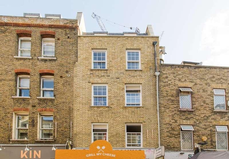 2 Bedrooms Flat for sale in Leather Lane, Farringdon, EC1N