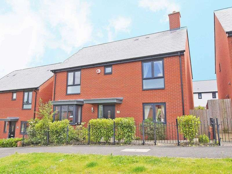 4 Bedrooms Detached House for sale in Exminster