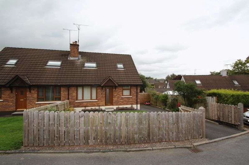 3 Bedrooms Semi Detached House for sale in 11 Sleepy Valley Avenue, Richhill, BT61 9QP