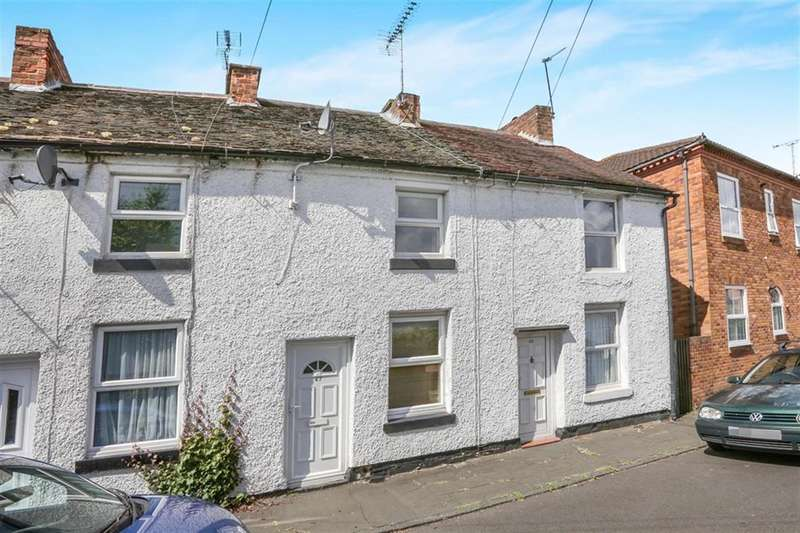 2 Bedrooms Terraced House for sale in Mill Lane, Kidderminster, West Midlands, DY11 6YJ