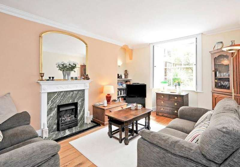 2 Bedrooms Flat for sale in Islington, N1
