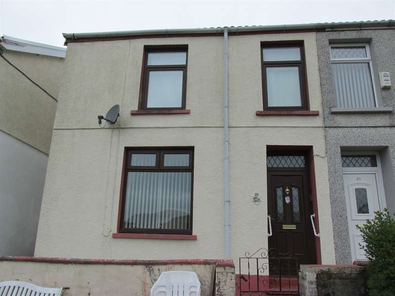 3 Bedrooms End Of Terrace House for sale in Gellifaelog Terrace, Penydarren, Merthyr Tydfil