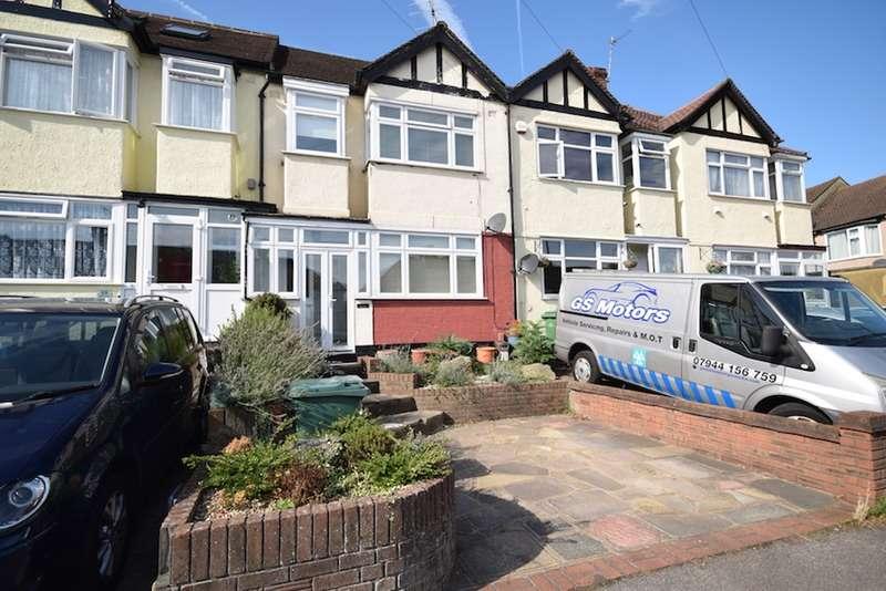 3 Bedrooms Terraced House for sale in Garth Close, Morden, Surrey, SM4