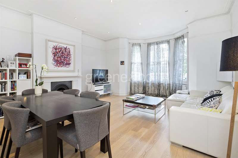 3 Bedrooms Flat for sale in Lancaster Grove, Belsize Park, London, NW3